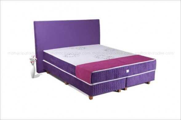 Легло AMETYST, Класически спални, Мебели 485128400