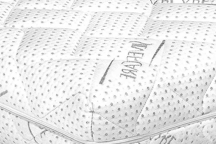 San Marino Silver / Сан Марино Силвър - Двулицев Матрак със Сребърни Нишки, Двулицеви матраци, Матраци 142030420