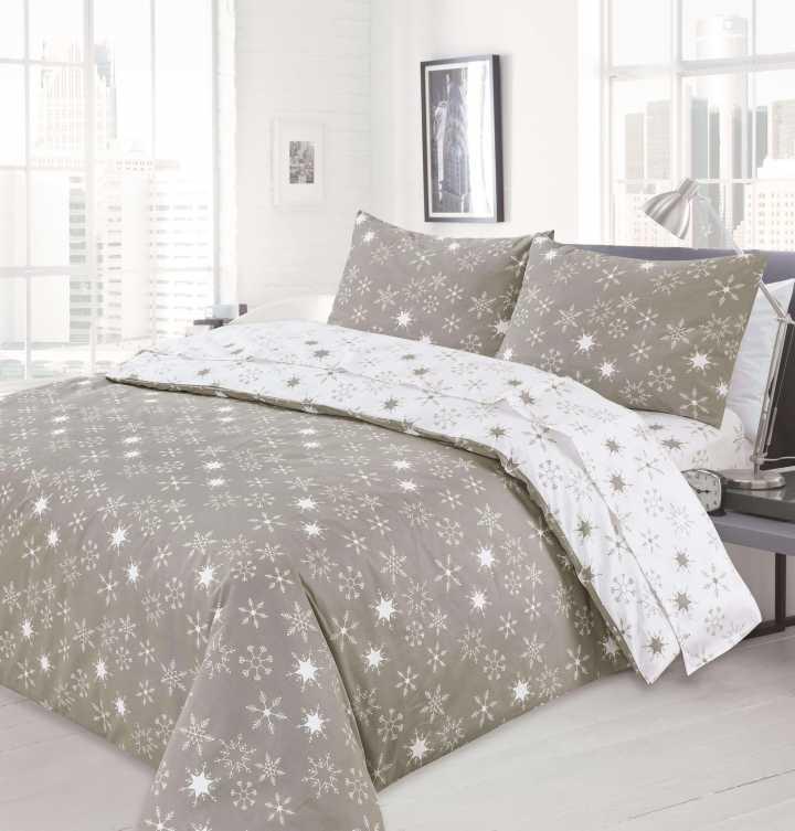 Спален комплект Snowflakes, зимна колекция 19/20, Спални комплекти, Продукти за сън 144934549
