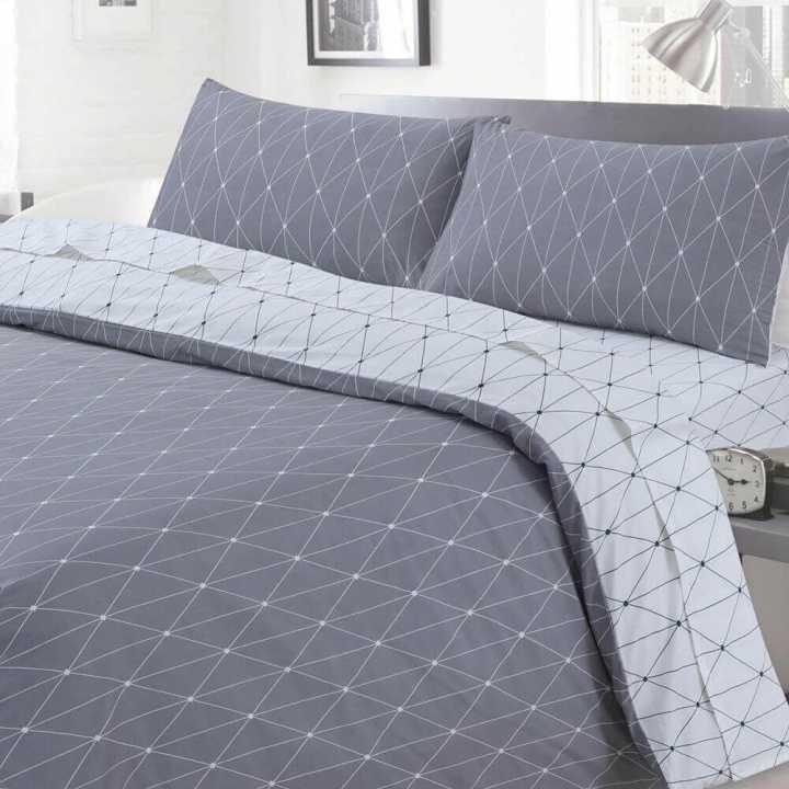 Спален комплект Геометрия, колекция лято 2019, Спални комплекти, Продукти за сън 1815368587