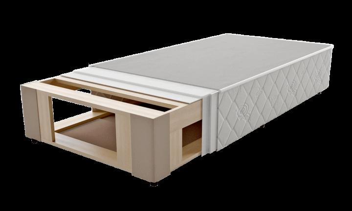 Основа за Матрак Стандарт с Мебелна дамаска, Основи за матраци, Продукти за сън 255684579