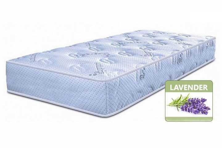 Lavender Duo / Лавендър Дуо - Двулицев Матрак с Лавандула, Двулицеви матраци, Матраци 169587159