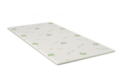 Smart Topper Aloe, Топ матраци с мемори пяна, Топ матраци 681976448