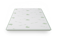 Smart Topper Aloe, Топ матраци с мемори пяна, Топ матраци 1221519595