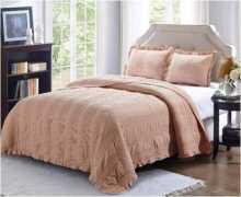 Комплект кувертюра за легло Vintage Style в екрю, Комплекти, Продукти за сън 938255624