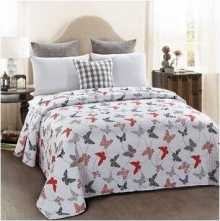 Двойно прошито шалте пеперуди, Одеяла, Продукти за сън 441203365