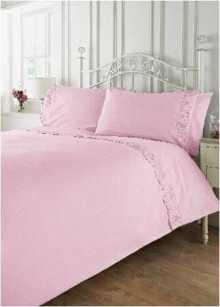 Спален комплект vintage style /винтидж стайл/ розов, Спални комплекти, Продукти за сън 1459615453